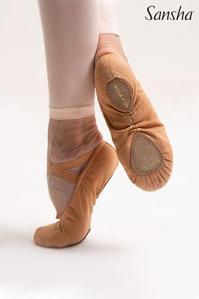 Sansha soft ballet MEGA-PRO 822C