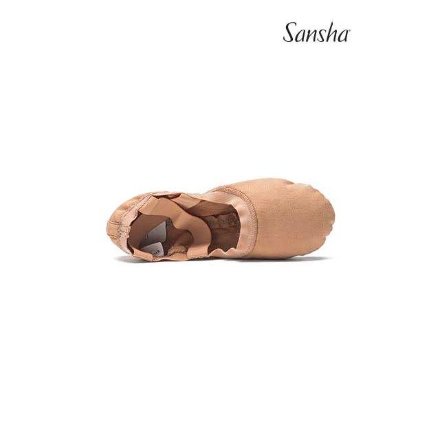 Sansha ballet slipper HYPER-FLEX 312C