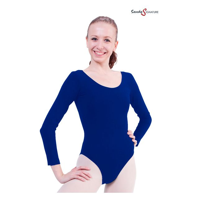 Sansha Sign long sleeve leotard SHERIDAN L4552C