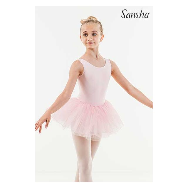 Sansha sleeveless tutu dress ARIELLE 68AE0005MN