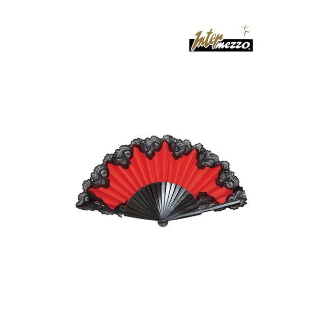 Intermezzo Original flamenco fan 7631