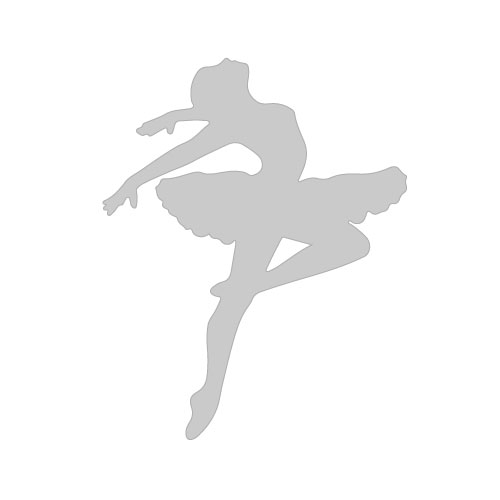Sansha Ballet slipper in canvas ENTRECHAT 8C