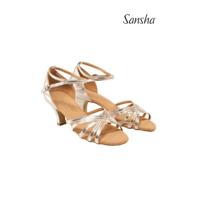 Sansha latin ballroom shoes ALMA BR23017PU