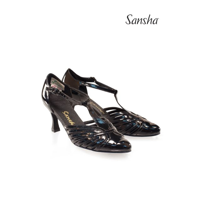 Sansha Ballroom suede sole RAMONA BR30015PA
