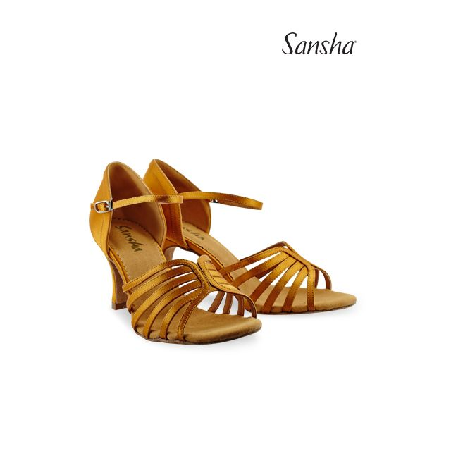BR31036S SELIA Dámská obuv na latinu