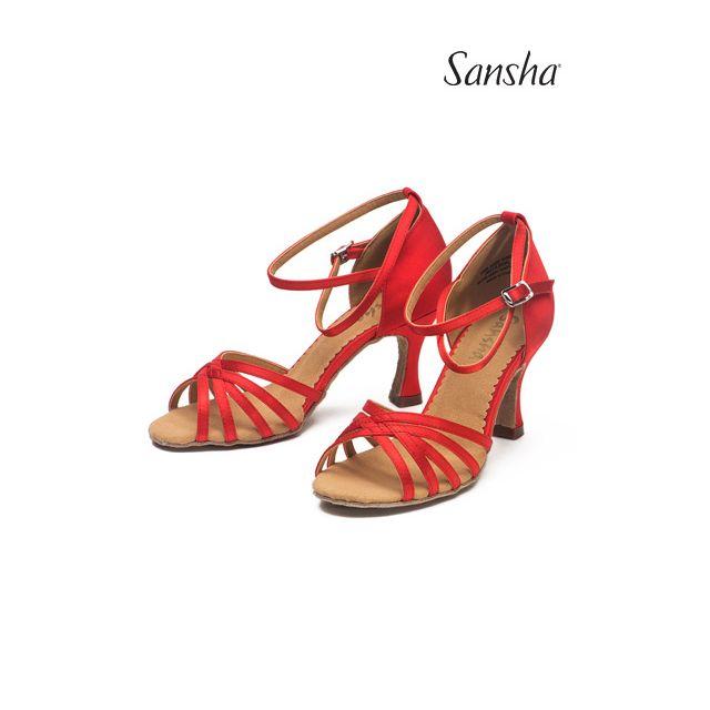 BR31016S ALAIA Dámská obuv na latinu