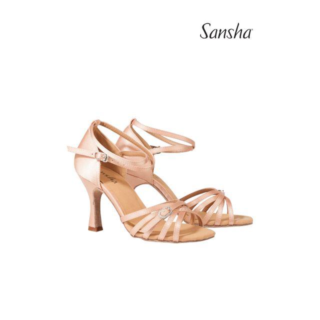 Sansha latin ballroom shoes ADRIANA BR33050S