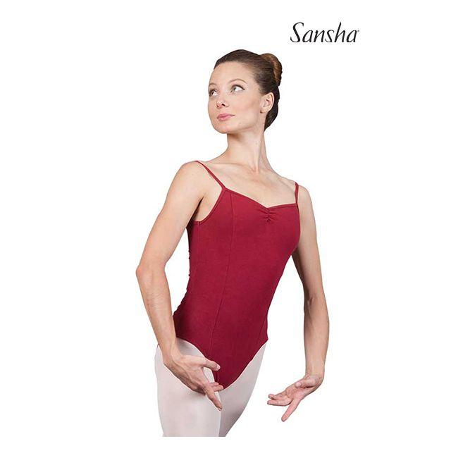 Sansha camisole leotard MANAKARA C237C