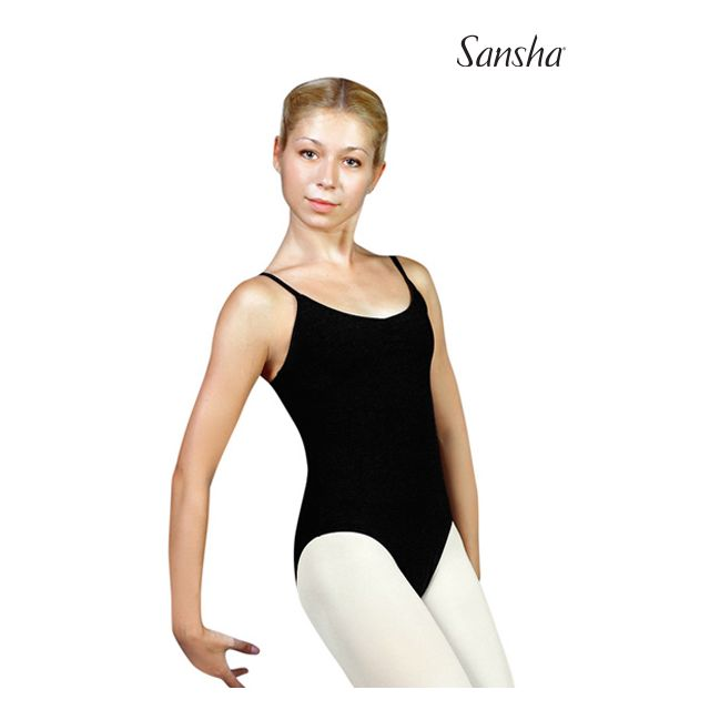 Sansha camisole leotard YASMINA C238C