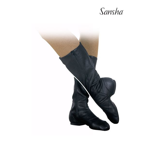 Sansha canvas character boots DON FRANCO CB2C