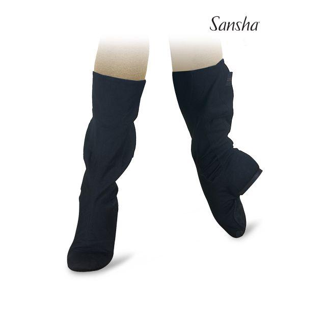 Sansha Leather character boots DON RAUL CB7L