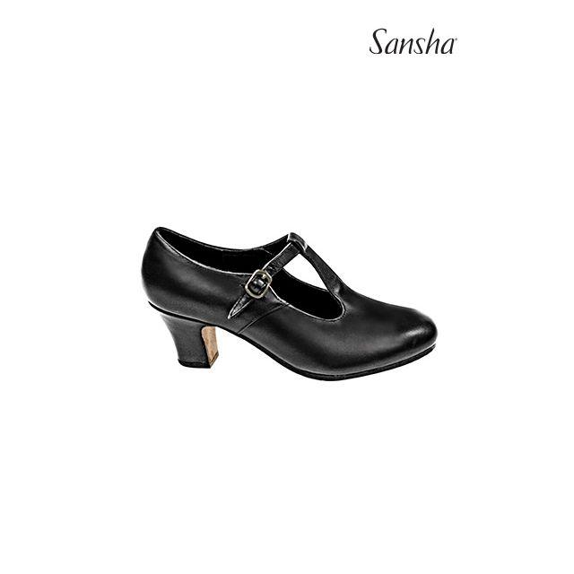 Sansha character shoes ELBA CL26L