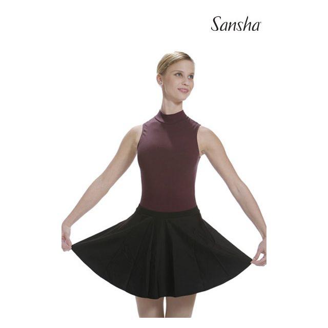 Sansha Short pull-on skirt ANNA D0718N