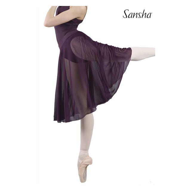 D0817M MISTI 1 Dámská sukně ke kolenům