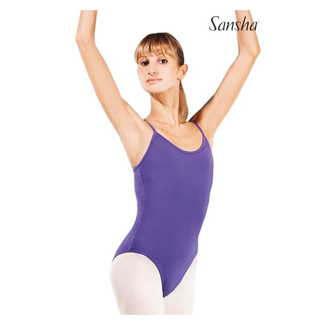 Sansha camisole leotard BELLO D1510C