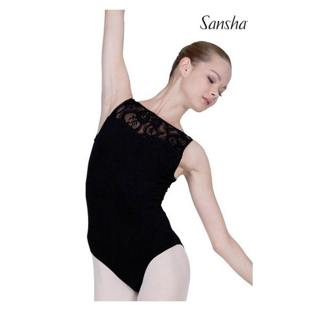 Sansha sleeveless leotard SEVILLA D2517C