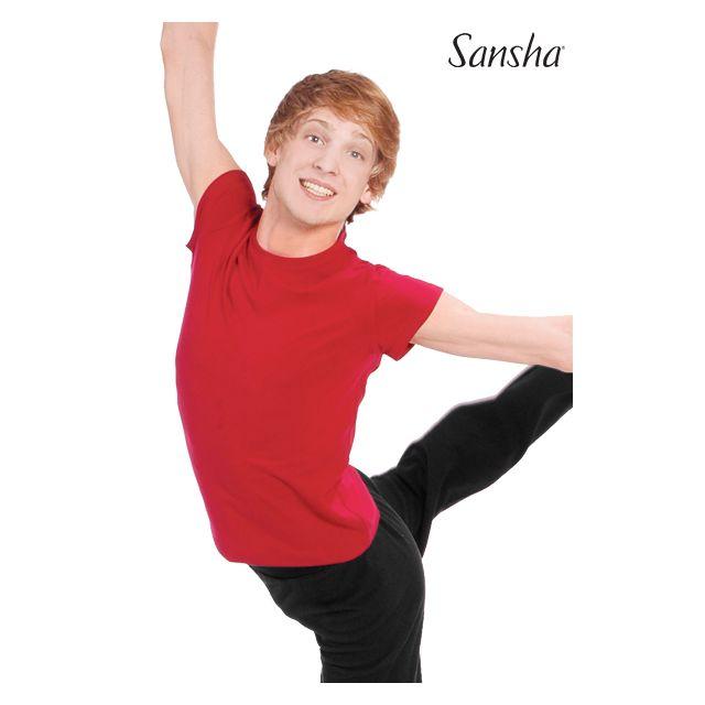 Sansha Short sleeve T-shirt KINDU D3020C