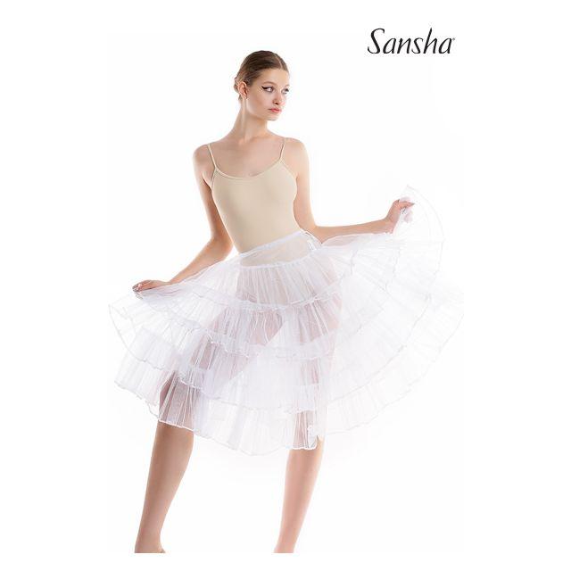 Sansha Medium tutu skirt flounces TILDA DF0801