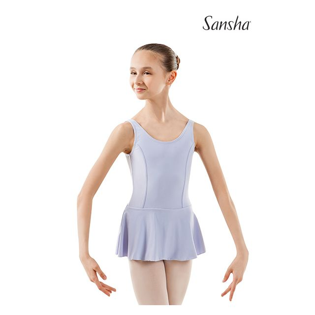 Sansha girls tank leotard FI E516MN
