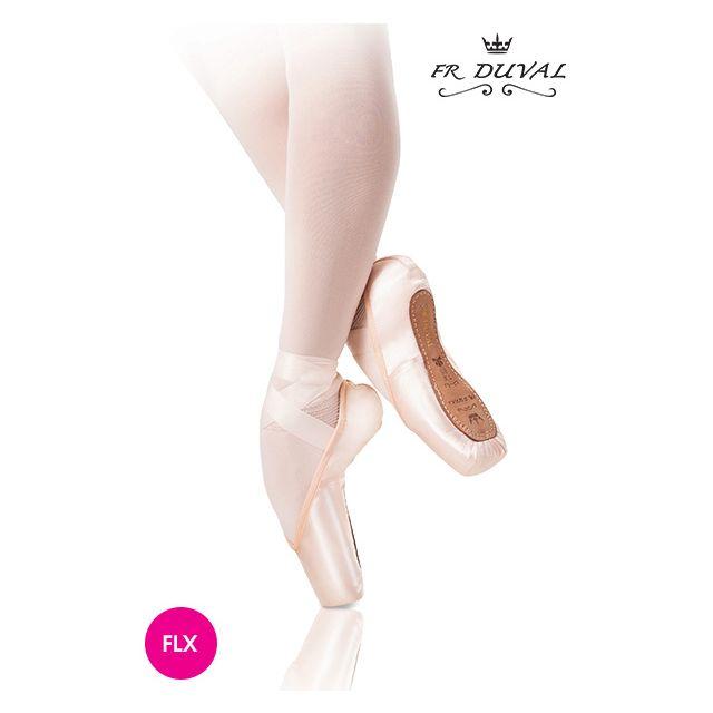 Duval pointe shoes FLEX