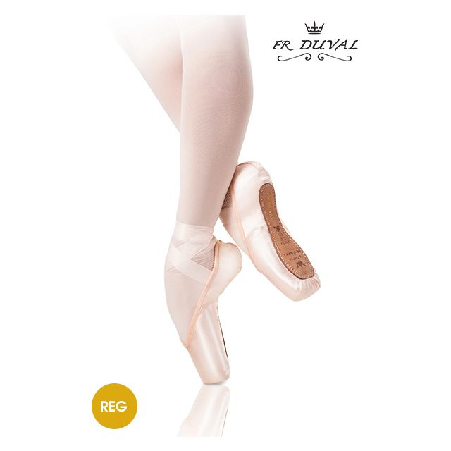 F.R.Duval 1.0 REGULAR Pointe Shoes