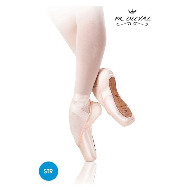 Duval pointe shoes STR
