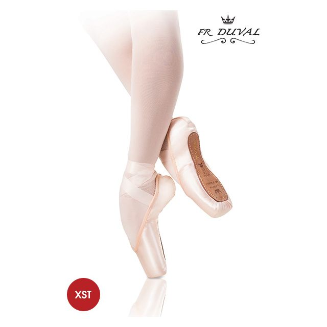 F.R. Duval pointe shoes XST