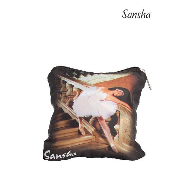 Sansha Foldable shopping bag 40*40 cm FDBAG001