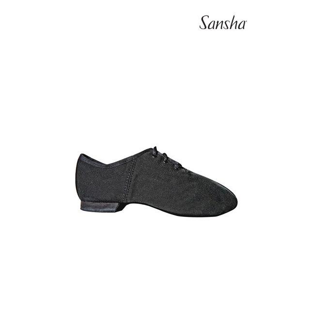 Sansha girls lace-up jazz CARROUSEL JS18C