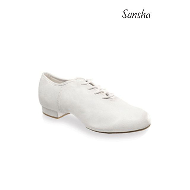 Sansha Lace-up jazz shoe AVENUE JS50L