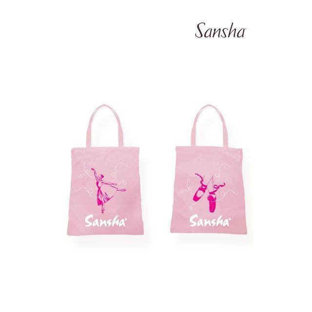Sansha tote bag 11.4 '' x 13.3 '' KBAG41