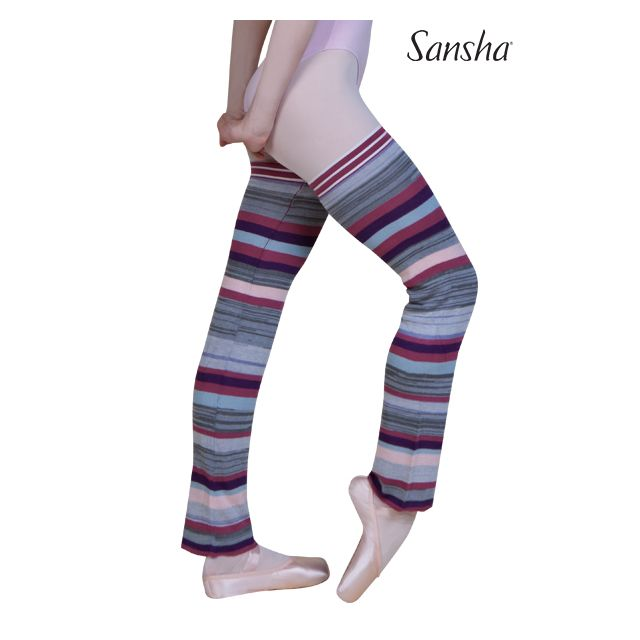 Sansha leg warmers FINLY KC008A