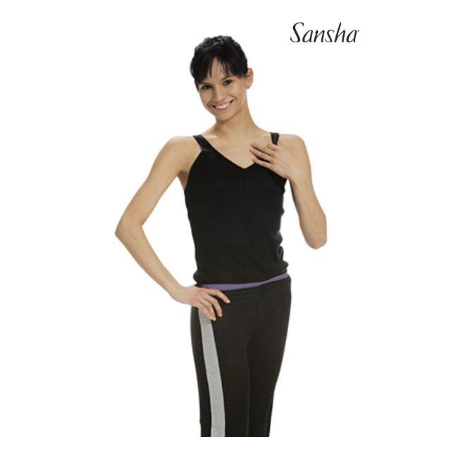 Sansha Tank top sweater TULIP KCT17