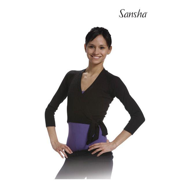 Sansha Long sleeve cross over KCT5CH