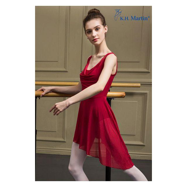 KH1709M AIMEE Asymmetric dance dress