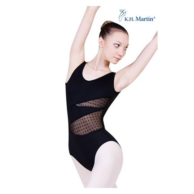 Martin sleeveless leotard BRIANA KH2550M