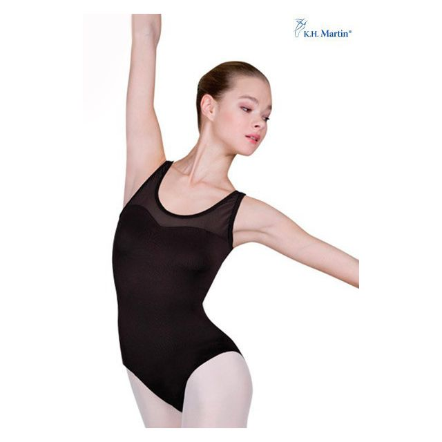 K.H. Martin sleeveless leotard KIRSKA KH2554