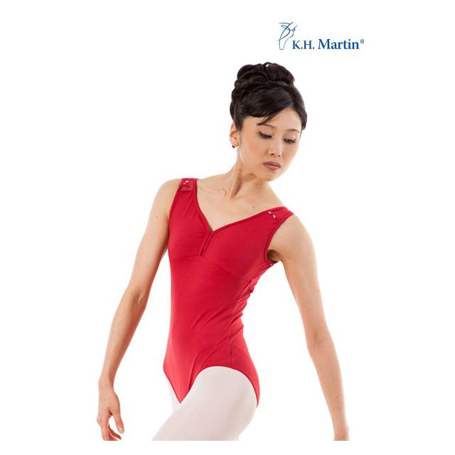 Martin sleeveless leotard ADASSA KH2557M