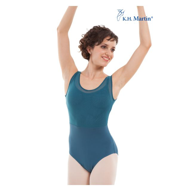 Martin sleeveless leotard ASIA KH2561M