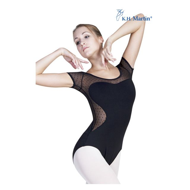 Martin Short sleeve leotard ANISA KH3518M