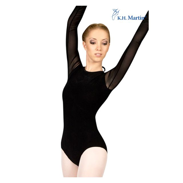 K.H. Martin long sleeve leotard GIA KH4505C