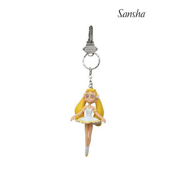 Sansha Ballerina Key ring KRBA3