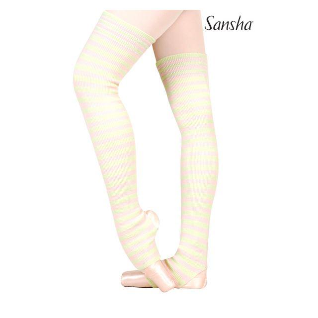 Sansha Stirrup leg warmers LONDREA KT014C