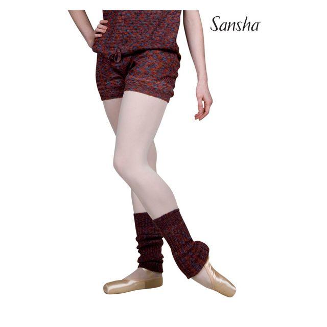 Sansha Ankle warmers LESLIE KT025A