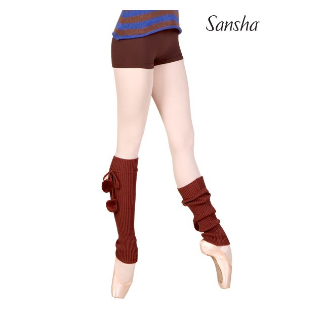 Sansha Ankle warmers LUX KT026A