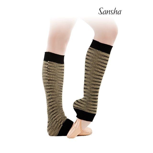 Sansha duotone leg warmers KALILA KT027A