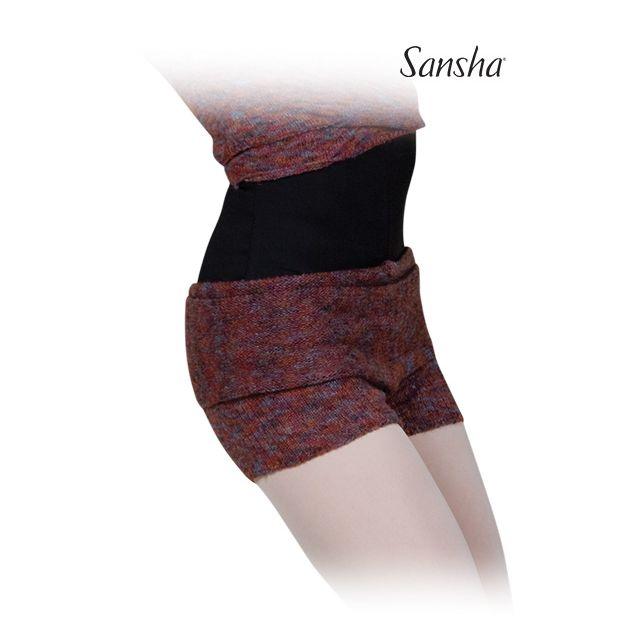 Sansha Shorts fold over waist KERLA KT0630A