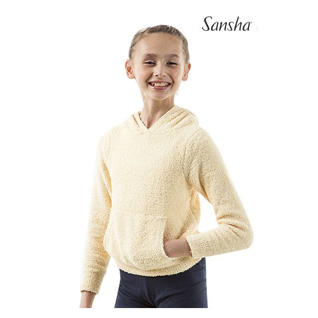 Sansha girls hooded sweater MELINA KT4031P
