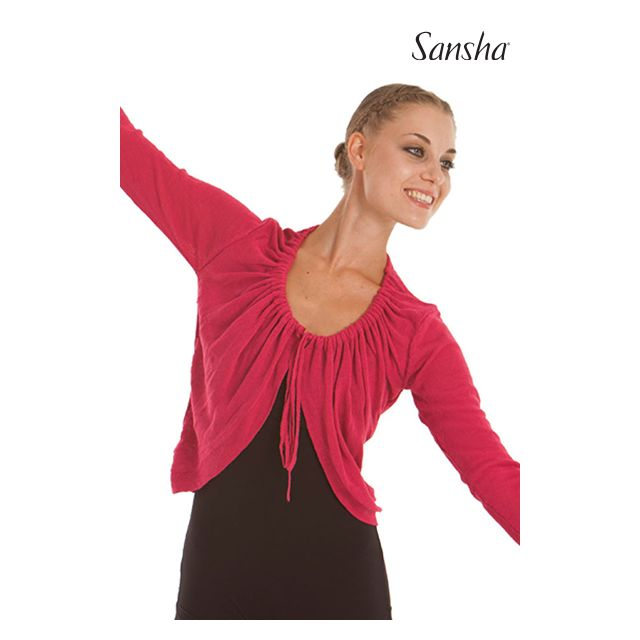 Sansha Knitted cardigan KAMERON KT4054A