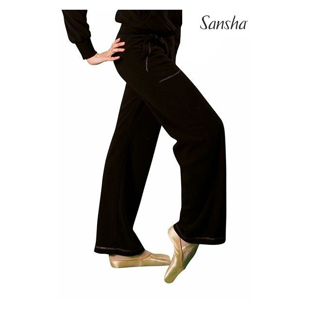 Sansha Long pants Decorative seams PEARL L0139F